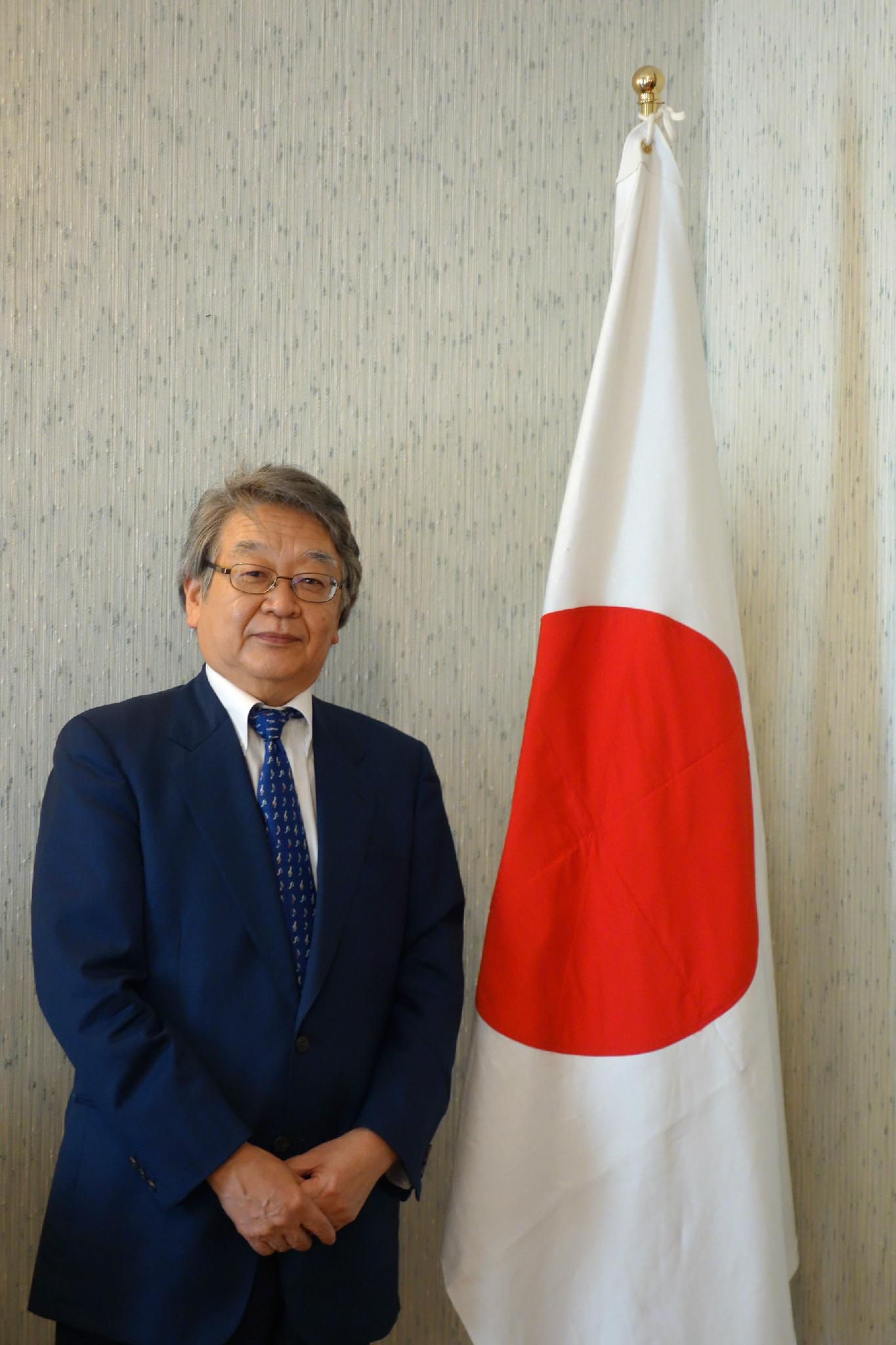 b0f37b6f2a Ambasciata del Giappone in Italia